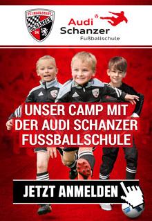 Audi Schanzer Fußballschule