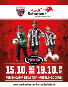 Audi Schanzer Fußballschule 2018